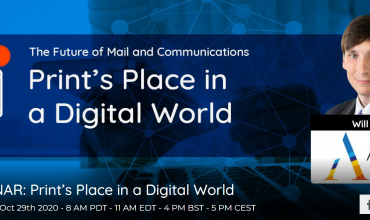 Webinar: Print's Place in a Digital World