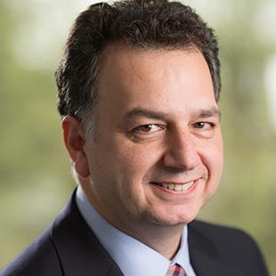Headshot of George Parapadakis, Research Director, Aspire CCS
